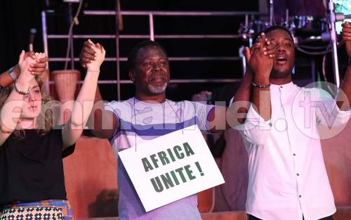 Africa Unite By Pastor TB Joshua [South African Xenophobia]