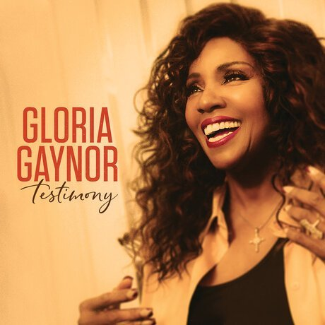 Gloria Gaynor - Man Of Peace