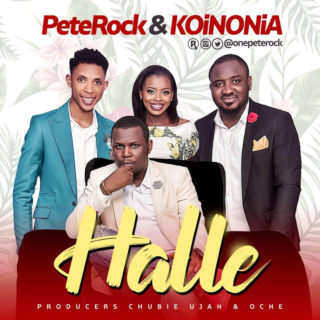 Halle - Peterock & Koinonia