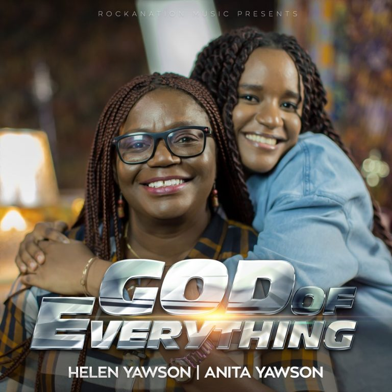 Helen Yawson - God of Everything