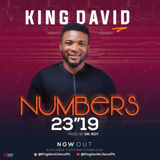 King David - Numbers 23