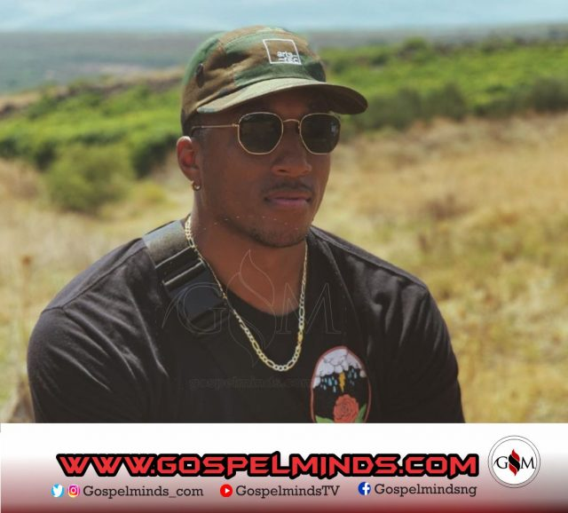 Lecrae Journey to Israel