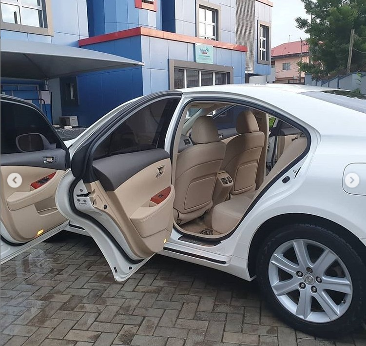 Mercy Chinwo Received New Car 2