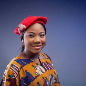 Mercy Chinwo Sings Ghana song