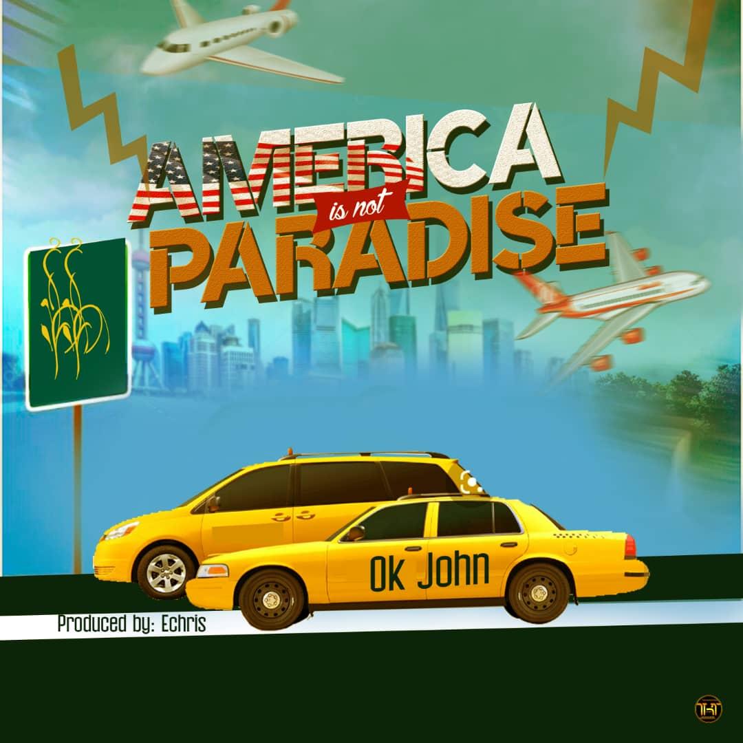 OK. John - America Is Not Paradise