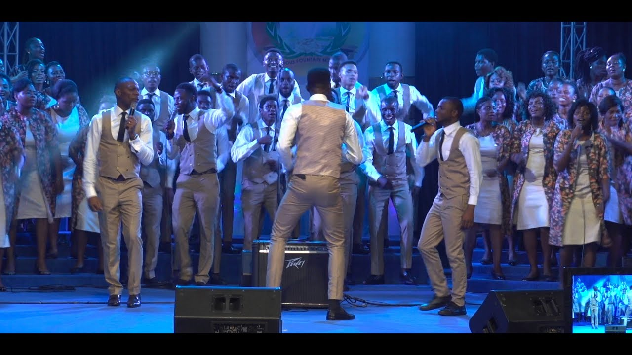 Rev. Igho And The GF Choir - Jehovah Mo