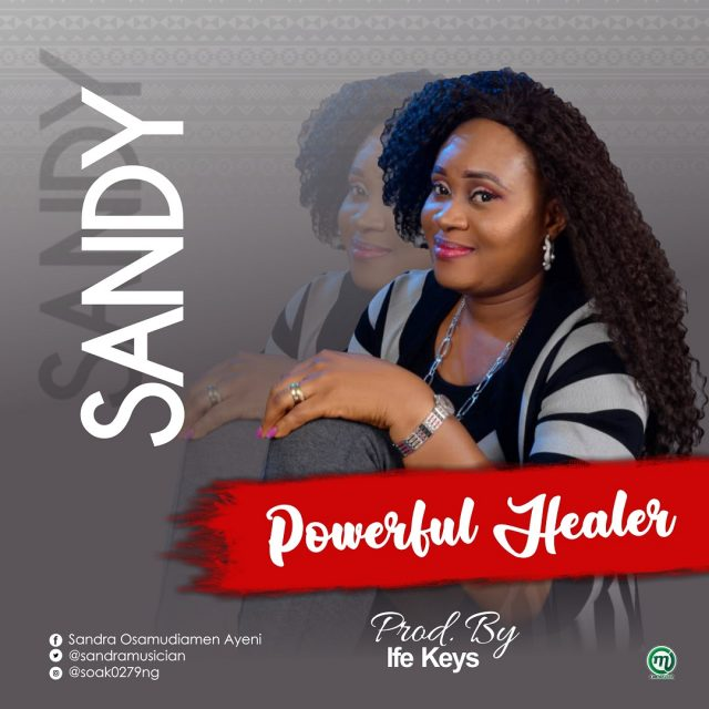 Sandy - Powerful Healer