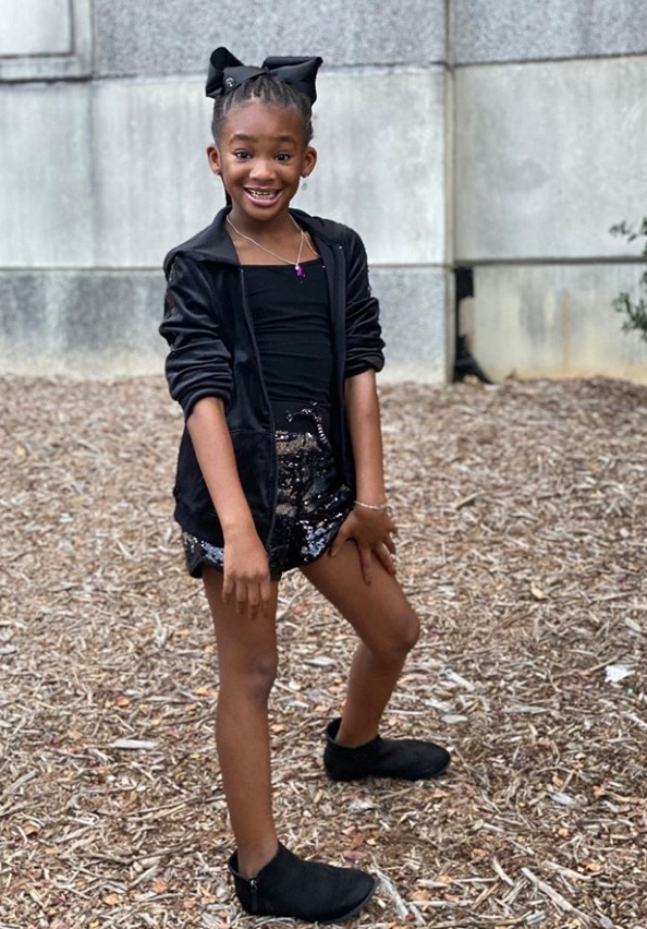 Tasha Cobbs Leonard Daughter