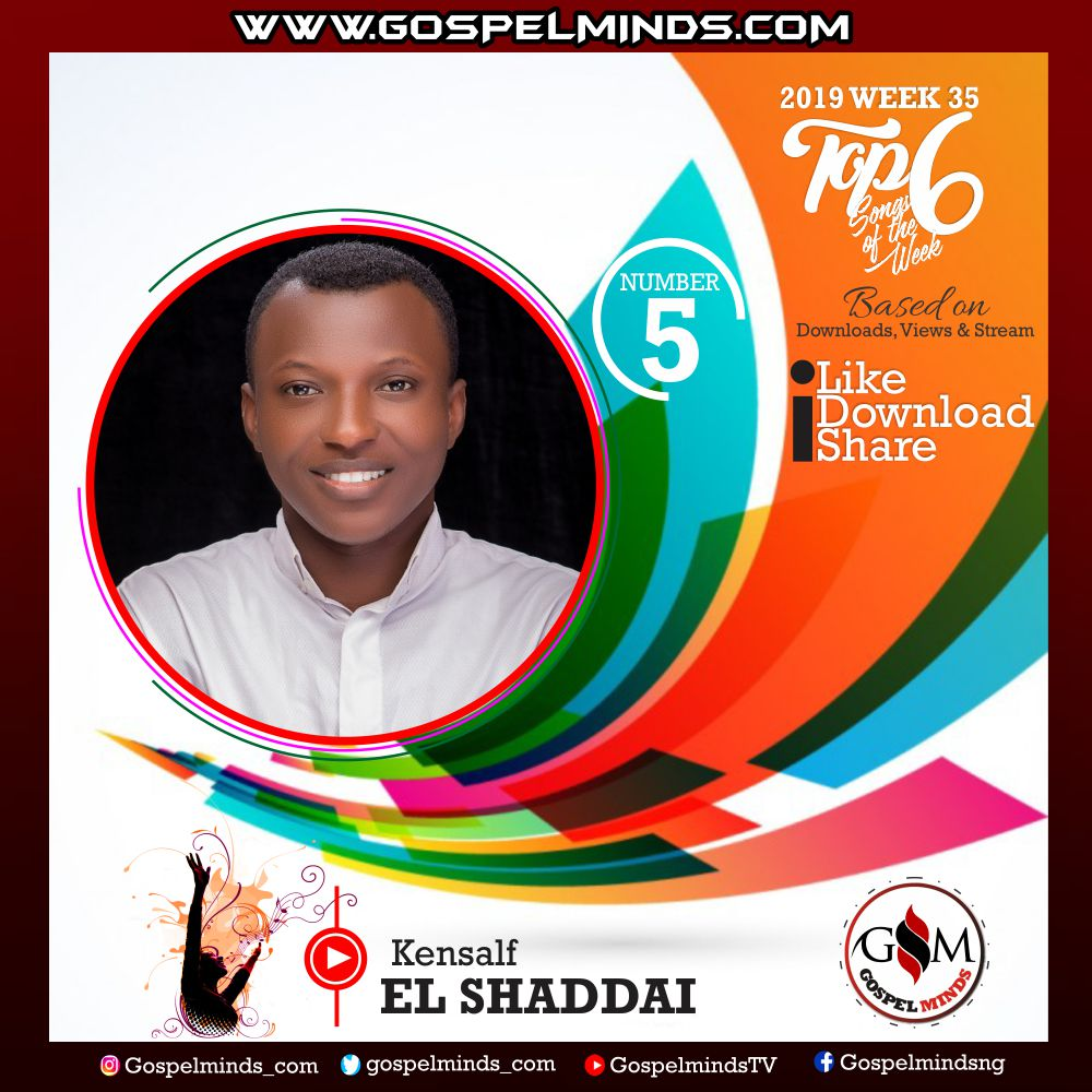 Kensalf – El Shaddai