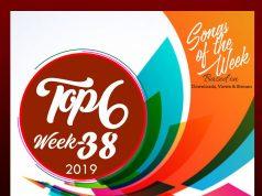 Top 6 Gospel Songs of The Week Released WK-38, September 2019