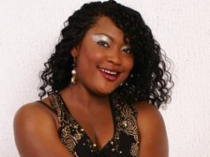 Actress Uche Elendu