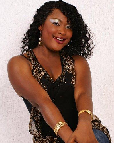 Actress Uche Elendu
