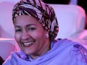 Amina Mohammed To Attend Shiloh, 2019