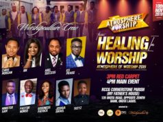 Atmosphere Of worship 2019