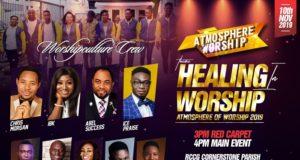 Atmosphere Of worship 2019