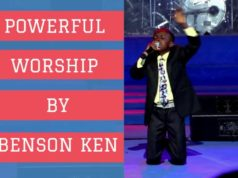 Benson Ken Live Worship Experience