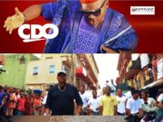 CDO storms the streets with Gospel CDs & Mp3 Praise Bus Stop Medley 4