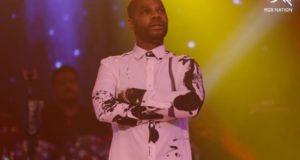 Christian music superstars Kirk Franklin