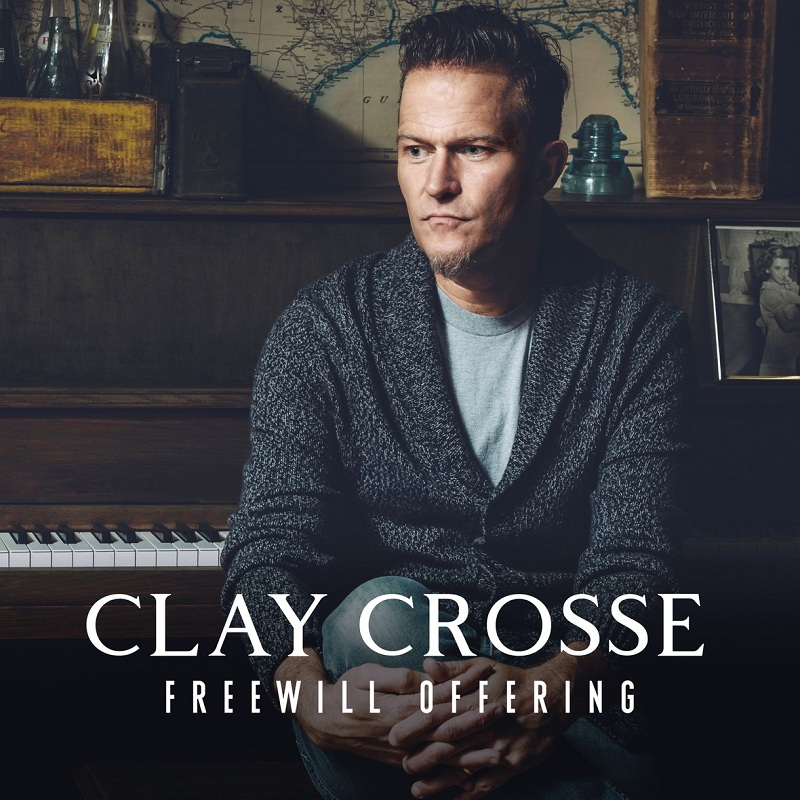 Clay Crosse Freewill Offering New EP