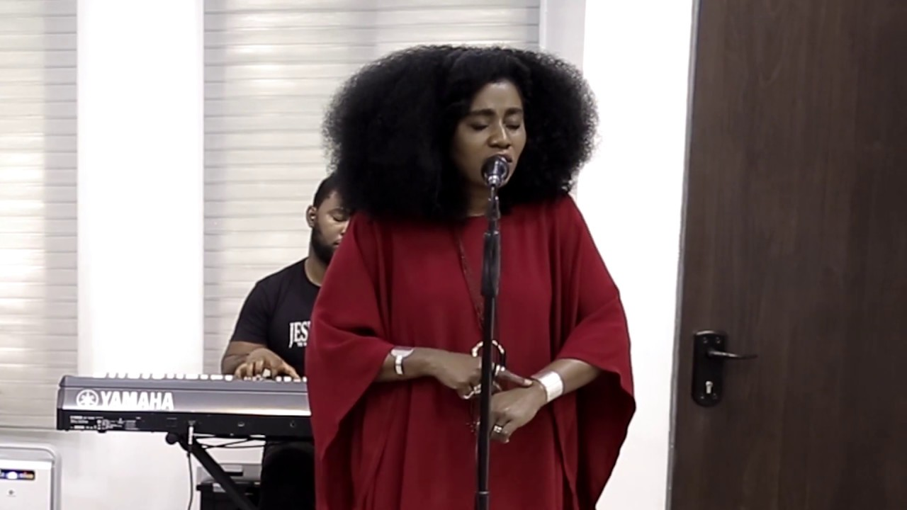 Clothed - TY Bello Ft, Pastor Sola Fola-Alade