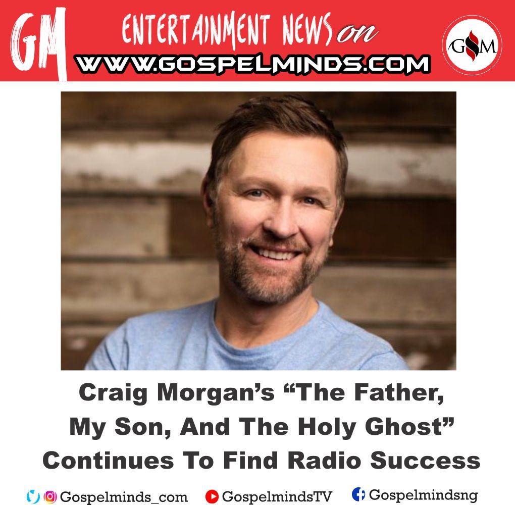 Craig Morgan Continues To Find Radio Success