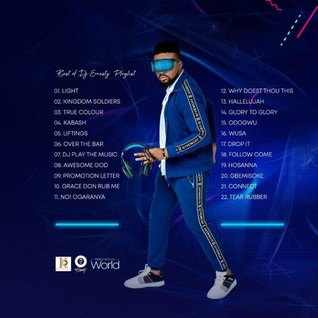 Dj Ernesty - Gospel Hip Hop Mashup Mixtape