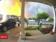 Doorbell Camera Captured Residents