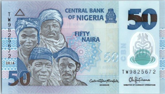 FIFTY NAIRA OR YOUR INTEGRITY