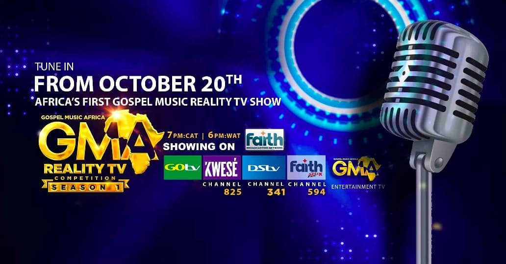 Gospel Music Africa Reality TV Show