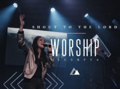 Hillsong Worship Shout to the Lord
