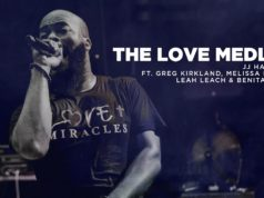 JJ Hairston - The Love Medley