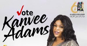 Kanvee Adams Nominated for Afrima Awards
