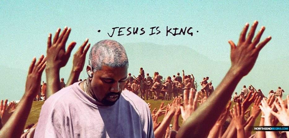 Kanye West Movie Jesus Is King