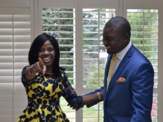 Kemi and David Oyedepo Jnr
