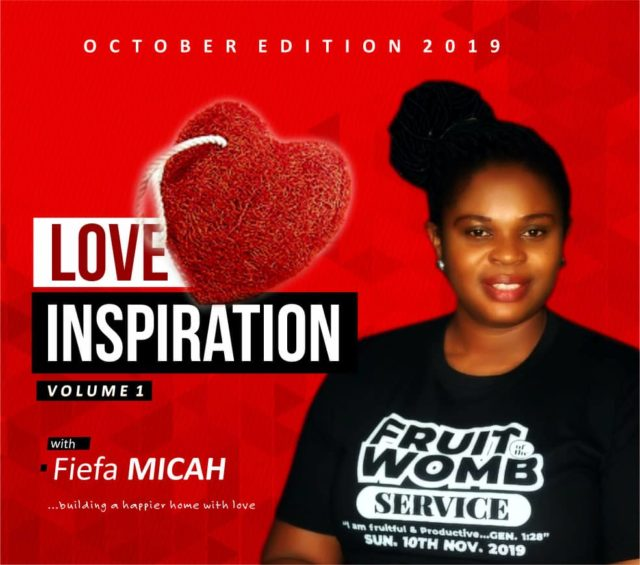 Love Inspiration October edition - The Complete Woman part 2