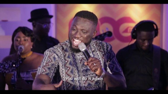 MOGmusic - God of Miracles ft. Ps Edwin Dadson