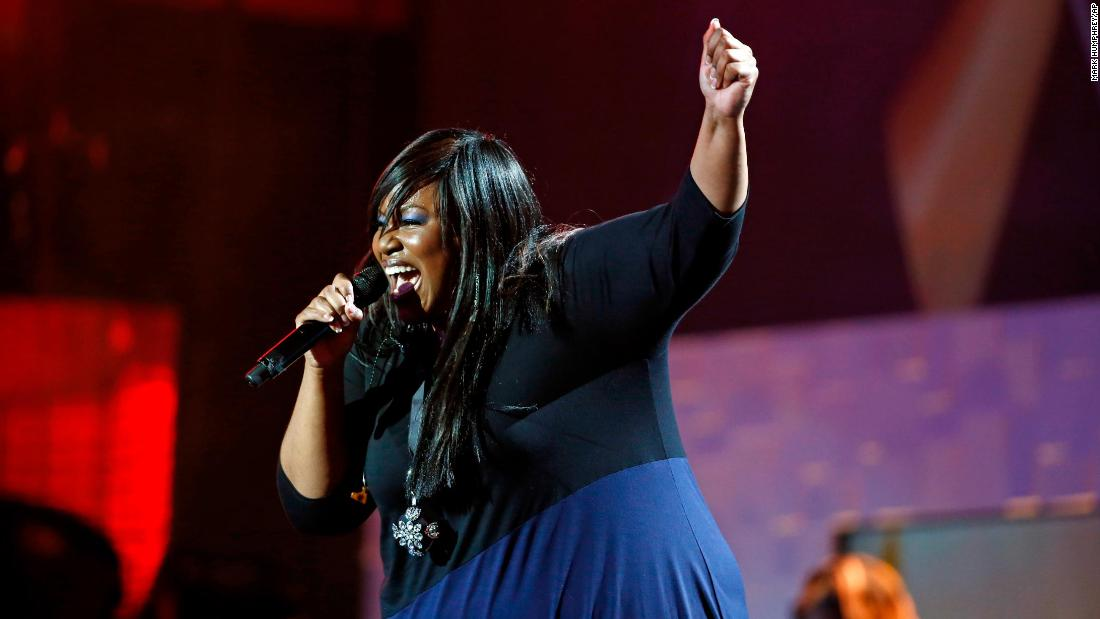 Mandisa - Christian music Star
