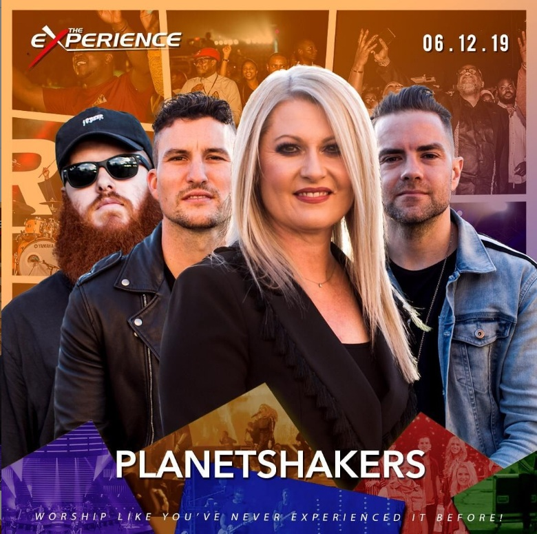 Planetshakers live at the Experience 2019
