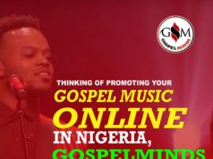 Promote Music-Video Online On GospelMinds