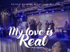 Pst Ifeoma Eze - my love is real