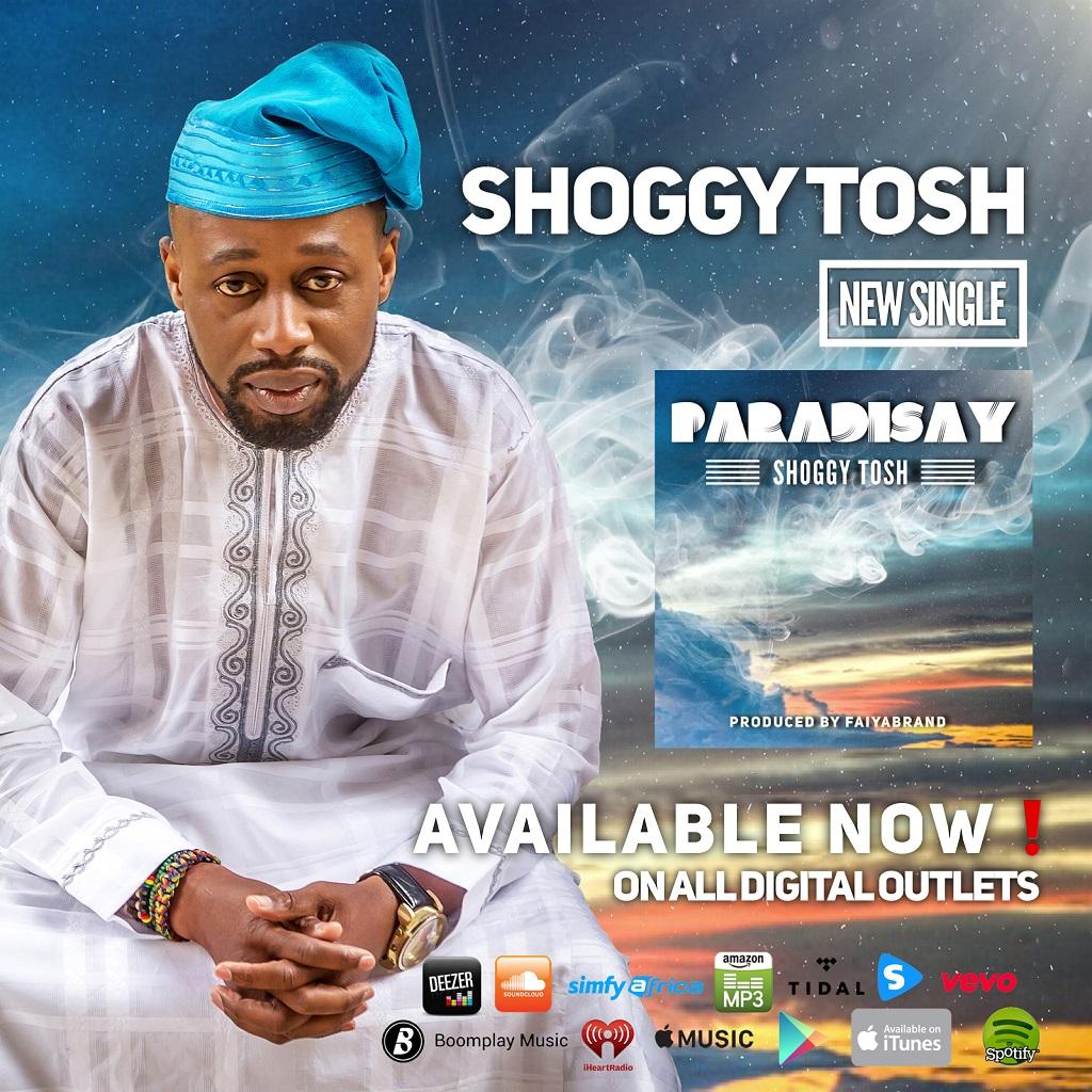 Shoggy Tosh - Paradisay
