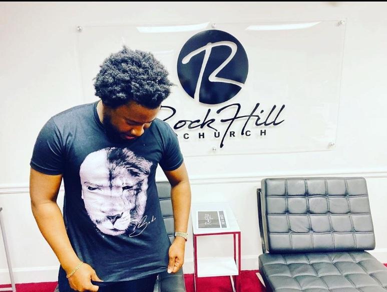 Sonnie Badu Exclusive ROAR T-shirt