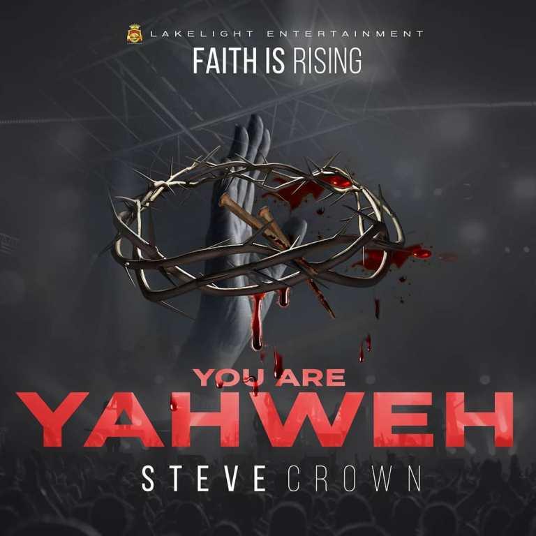 Steve Crown - Faith Is Rising Album
