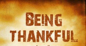 Steven Halter - Always Being Thankful