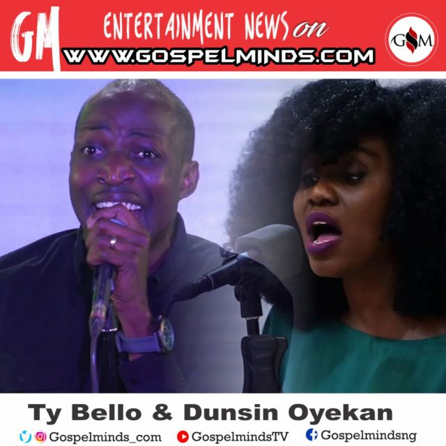 Ty Bello And Dunsin Oyekan