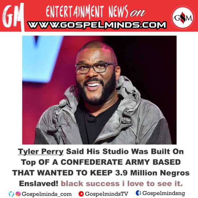 Tyler Perry Studio - Black Success