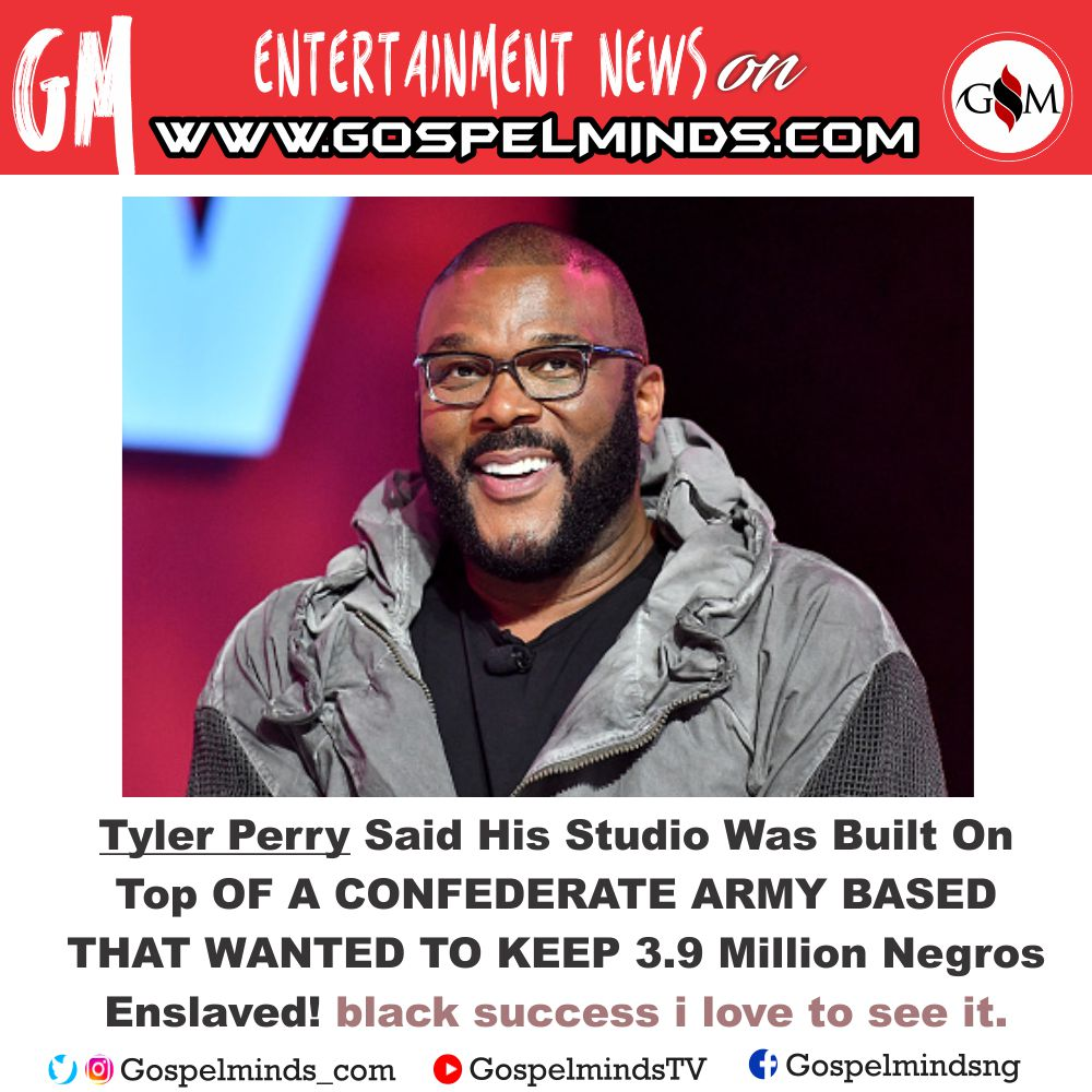 Tyler Perry Studio - Black Success