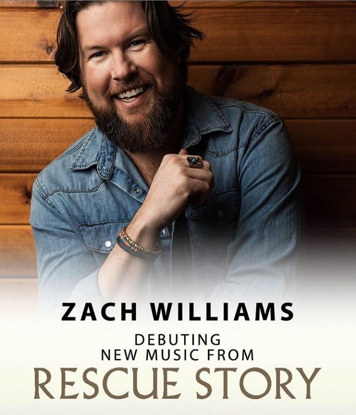 Zach Williams Rescue Story