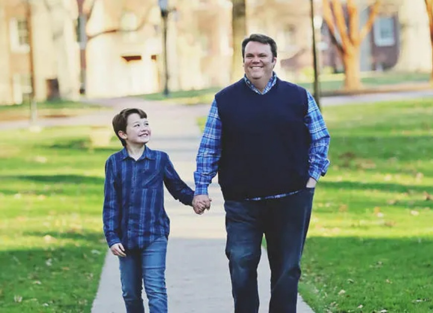 A Beautiful Story Of Adoption From Foster Care - Cecil And Boone