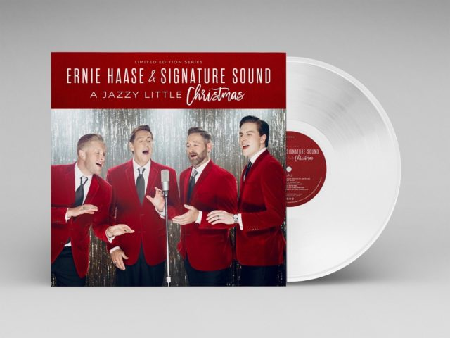A Jazzy Little Christmas Full Album By Ernie Haase and Signature Sound